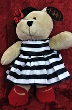 2013 STARBUCKS ALICE & OLIVIA BY STACEY BENDET HOLIDAY BEARISTA BEAR ORI... - $25.63