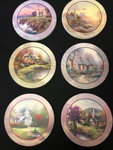 Occasions By Thirstystone Resources Thomas Kinkade Coaster Set Of 6 - $30.96