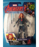Marvel Avengers Black Widow Action Figure New in unopened retail box - $0.99