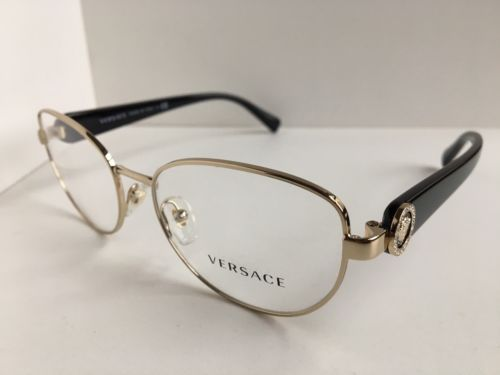 f8db99697352 New Versace Mod.1246-B 1332 Gold 52mm and 24 similar items. 12