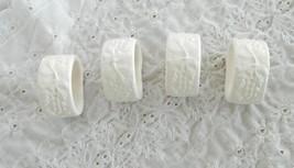 Set of 4 International Devonshire Ceramic Napki... - $19.99