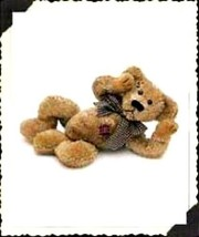 "Boyds Bears ""Patches B. Beariluved"" #51000 - 10"" Plush Bear- 2000- NWT - Retired - $19.99"