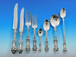 Old Orange Blossom by Alvin Sterling Silver Flatware Service 69 pcs Set ... - $7,995.00