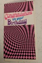 Vintage American Greetings Birthday Card Pigeon & Toad Terrible Pun Card... - $5.00