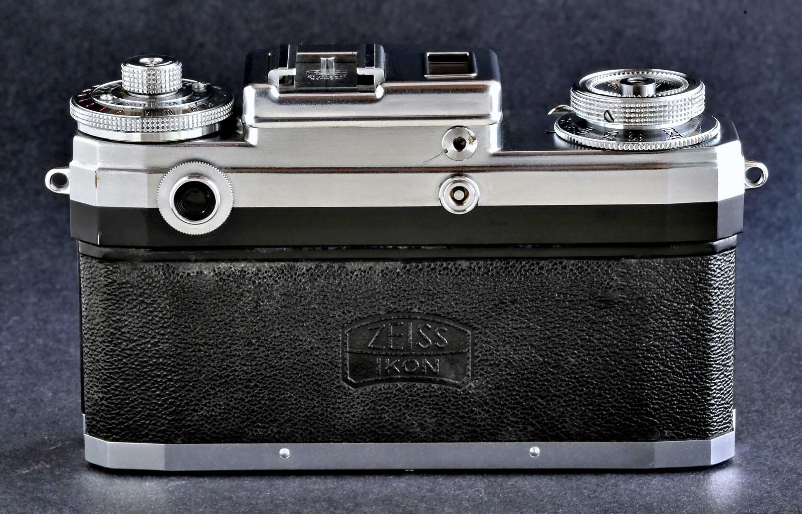 Contax IIIa Rangefinder 35mm Camera Zeiss Ikon Similar to Nikon S2