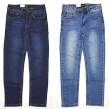 Lee Boy's Straight Leg Jeans Choose Size & Color - $14.99