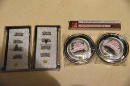 False eyelashes lot of 4 packages plus free brow pencil eyelash extensio... - $15.99