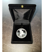 Rare! Walt Disney The First Euro of Uncle Scrooge LE of 7777 Silver Plat... - $69.30
