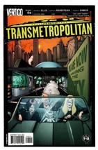 Transmetropolitan #60-DC Vertigo-Rare last issue-low print run - $31.04