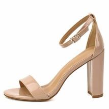 Moda Chics Women's High Chunky Block Heel Pump Dress Sandals - $48.33+