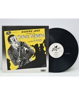 Wingy Manone And His Cats Modern Jazz 1945 Vinyl Record LP Harlequin MONO - £23.50 GBP