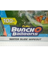 Bunch O Balloons Water Slide Wipeout (1 Lane) slide and spalsh PLUS 100 balloons - $46.74