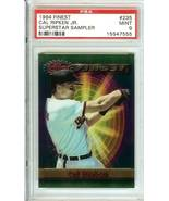 1994 finest cal ripken jr superstar sampler psa 9 graded 1/1 rare - $1,999.00