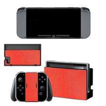 Black & Orange  Nintendo Switch Skin for Nintendo Switch Console  - $19.00