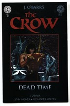 The Crow: Dead Time #1-J. O'Barr comic book 1996-Kitchen Sink - $27.74