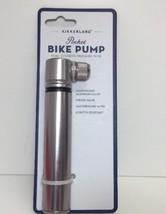 Kikkerland Pocket Sized Dual Cylinder Pressure Bike Bicycle Tire mini Pu... - €25,69 EUR