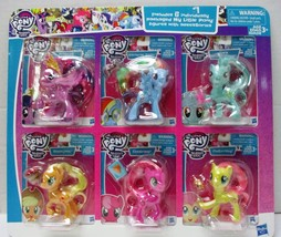 My Little Pony Friendship is Magic Figures & Accessory 6 pk - For Ages 4+ - $24.34
