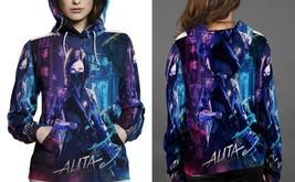 Alita Hoodie Fullprint  For Women - $43.99+