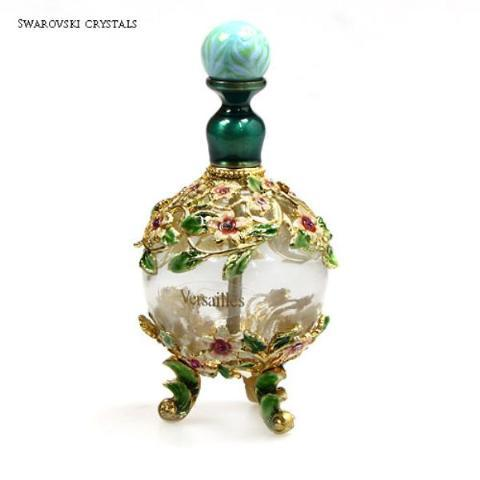 SWAROVSKI CRYSTAL PERFUME BOTTLE