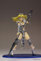 Queen's Blade: Imperial Guard Commander Erina 1/8 Scale PVC Figure NEW! - $94.99