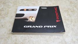 OEM Pontiac 1996 Gran Prix Owner's Manual L211 - $11.47