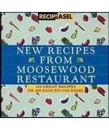 Region Cookbook New York NY Moosewood Restaurant Boxed Easel  Ethnic Veg... - $11.75