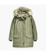 Levi's EDITH PARKA - Down coat Women's khaki - $129.03