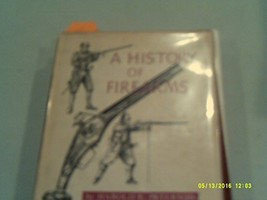 A history of firearms Peterson, Harold Leslie - $9.89