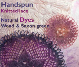 Spin-off Magazine Summer 1997: Woad & Saxon Green Dyes - $14.80