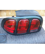 1998 MUSTANG GREEN LEFT TAILLIGHT OEM USED ORIGINAL FORD PART 1997 1996 ... - $108.54