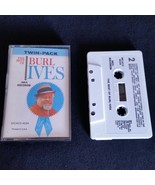 The Best of Burl Ives Cassette Tape MCA Records 1980 Country - $22.99