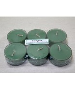 Eucalyptus Soy Tea Lights Set of 6 - $5.00