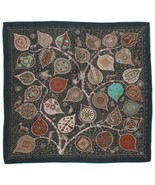 Hermes Carre 90 Scarf Stole L'ARBRE DE VIE by Christine Tree Silk Woman ... - $641.22