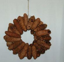 Sage Company XWB13552 Pine Cone Wreath 13 Inches Across image 3