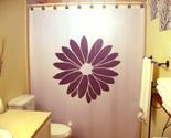 Flower daisy shower curtain  55 thumb155 crop