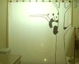 Panda in a tree shower curtain  75 thumb155 crop