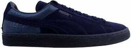 Puma Suede Classic Casual Emboss Peacoat 361372 02 Men's Size 6 - $75.00