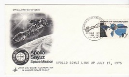 APOLLO-SOYUZ LINK UP KENNEDY SPACE CENTER FLORIDA JULY 17 1975 - $1.98