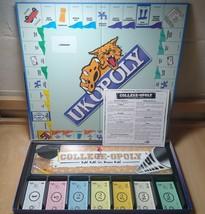 UKopoly University of Kentucky Wildcats Board Game Alumni Students COMPLETE - $19.73