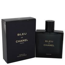 Bleu De Chanel Parfum Spray (new 2018) 3.4 Oz For Men  - $269.07