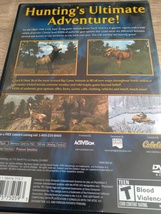 Sony PS2 Big Game Hunter 2005 Adventures image 2