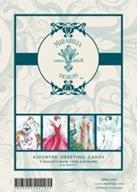 Fairy Greeting Cards 2 Mirabilia Notecards set 12 cards with envelopes - $12.60