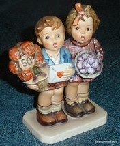 """""""The Love Lives On"""" Goebel Hummel Jubilee Collectible Figurine Mother's Day Gift - $150.34"""