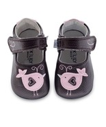 My Mocs Jack & Lily Baby Girl Shoes - Size 0 - 6 Months - Amelia Style - $22.00
