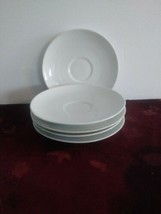 "Set of 5 Continental China Raymond Loewy 6"" Coffee Saucer Rosenthal Ger... - $37.39"