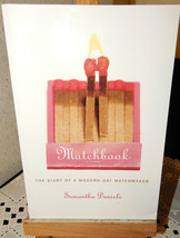 A BOOK OF LOVE & MARRIAGE~THE DIARY OF MODERN-DAY MATCHMAKER~HUMOR CANDO... - $14.80