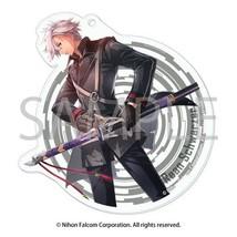 Legend of Heroes Sen Kiseki IV Acrylic Hologram Keychain Strap Rean Schw... - $29.15