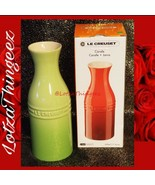 Le Creuset 350ml 11.8oz Water Carafe Pitcher without Cork Palm Green New... - $39.59