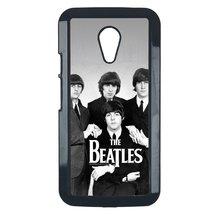 Beatles Motorola Moto G 2nd case Customized Premium plastic phone case, design # - $11.87