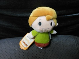 "Hallmark Itty Bitty's ""Shaggy- Scooby-Doo!"" 2015 NEW Plush MARKER THRU UPC - $6.68"